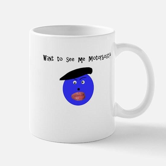 Motorboat Mug