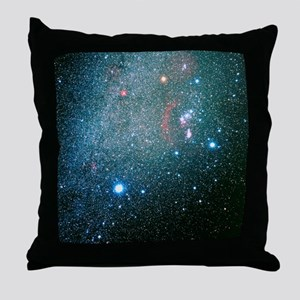 Orion, Canis Major Throw Pillow