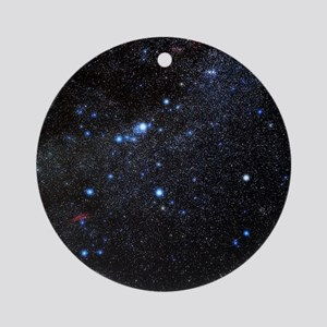 Perseus constellation Round Ornament