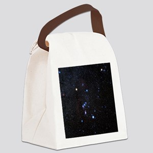 Orion constellation Canvas Lunch Bag