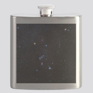 Orion constellation Flask