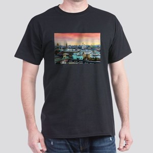 Cityscape landscape Moscow historical view T-Shirt