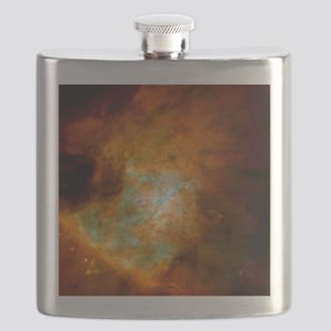 Orion nebula Flask