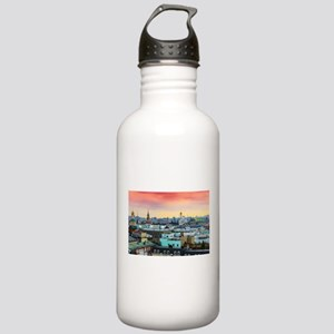 Cityscape landscape Mo Stainless Water Bottle 1.0L