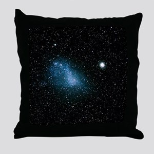 Optical image of the Small Magellanic Throw Pillow