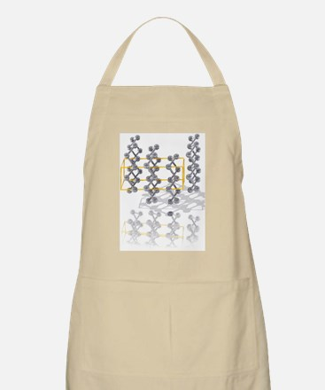Arsenic crystal structure Apron