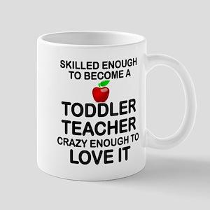TODDLER TEACHER Mugs