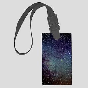Scorpius constellation Large Luggage Tag
