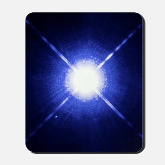 Sirius binary star system Mousepad