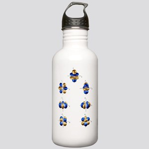 4f electron orbitals,  Stainless Water Bottle 1.0L