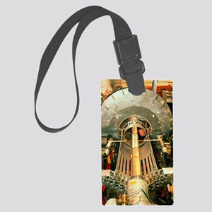 Antihydrogen experiment Large Luggage Tag