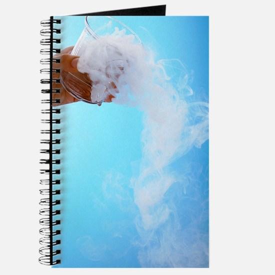 Dry ice Journal