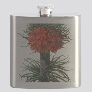 Crown imperial plant Flask