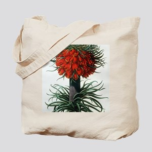 Crown imperial plant Tote Bag