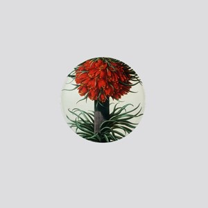 Crown imperial plant Mini Button
