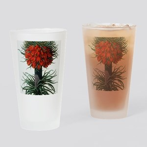 Crown imperial plant Drinking Glass