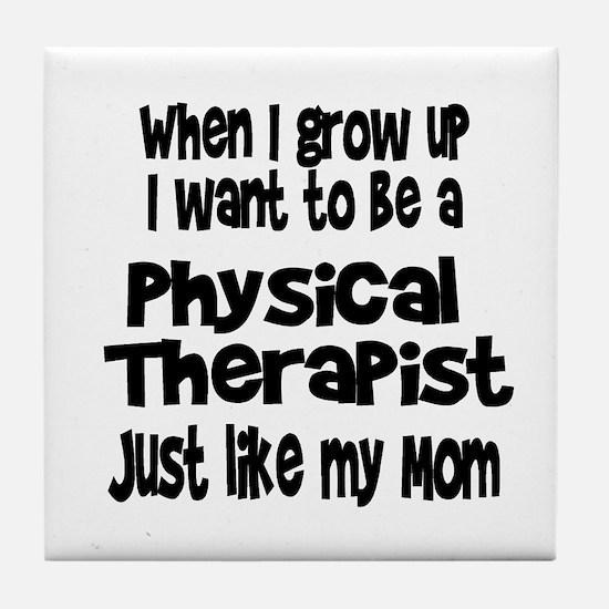 WIGU PT Mom Tile Coaster