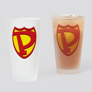 SuperPapa Sheild Only Drinking Glass