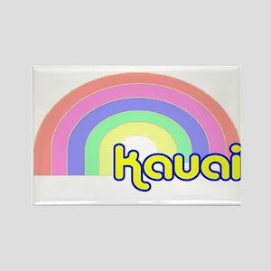 Kauai, Hawaii Rectangle Magnet
