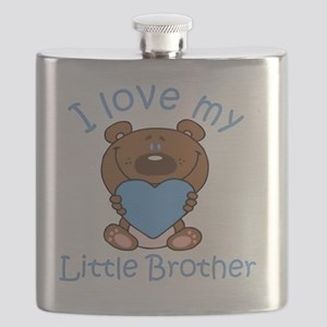 I love my Little Brother Flask