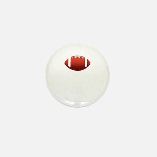 Team Troy Lifetime Member Football Mini Button
