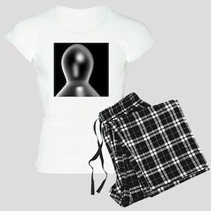 Sperm cells in a condom Women's Light Pajamas