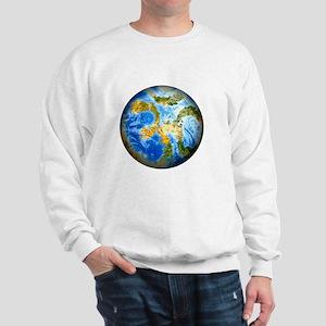 one people . one planet . one home Sweatshirt