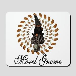 the morel gnome Mousepad