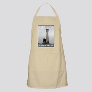 Eddystone Lighthouse Apron