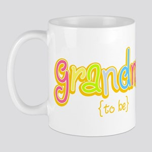 Grandma to Be Mug