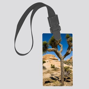 Joshua Tree Large Luggage Tag