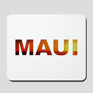 Maui, Hawaii Mousepad