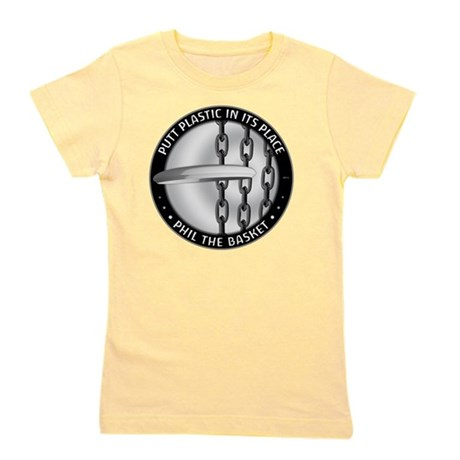 Phil The Basket Girl's Tee