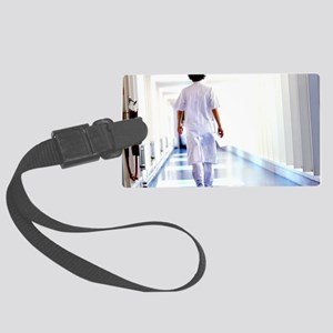 Physician assistant Large Luggage Tag