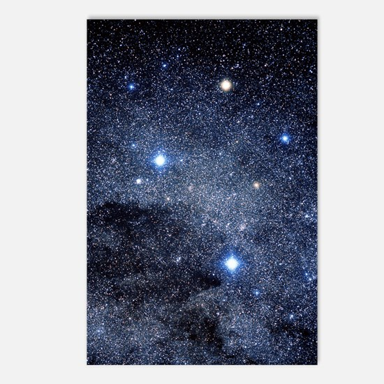 The constellation of the  Postcards (Package of 8)