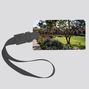 Mission San Juan Capistrano Large Luggage Tag