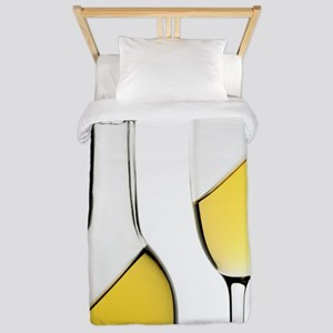 White wine Twin Duvet