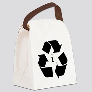 i Recycle Canvas Lunch Bag