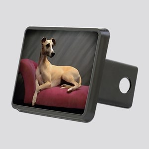 Whippet Lounge Rectangular Hitch Cover