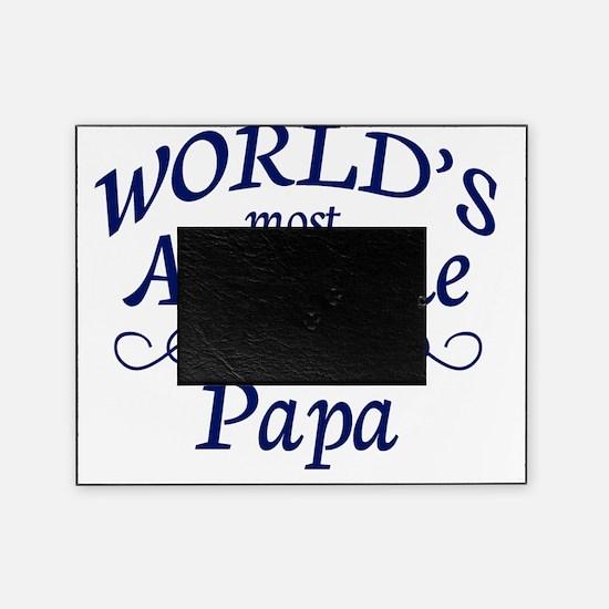 Best Papa Picture Frames | Best Papa Photo Frames - CafePress