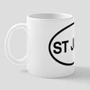 St. John Mug