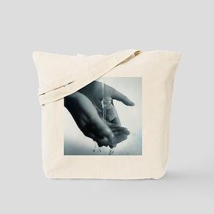 Washing hands Tote Bag