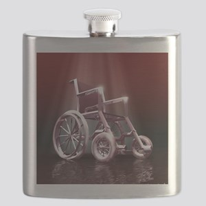 Wheelchair Flask