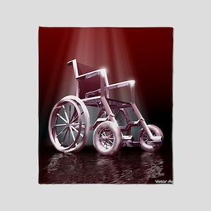 Wheelchair Throw Blanket