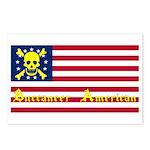 Buccaneer American Postcards (Package of 8)