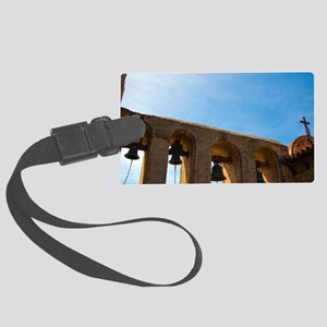San Juan Capistrano Bells Large Luggage Tag