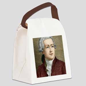 Antoine Lavoisier, French chemist Canvas Lunch Bag