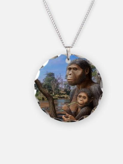 Australopithecus afarensis,  Necklace