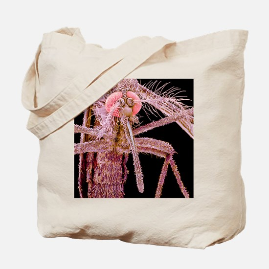 Asian tiger mosquito, SEM Tote Bag