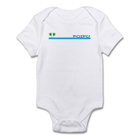 Poipu, Hawaii Infant Bodysuit